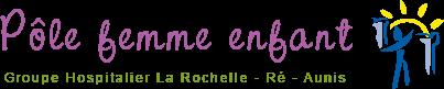 Maternité de La Rochelle, pôle femme enfant